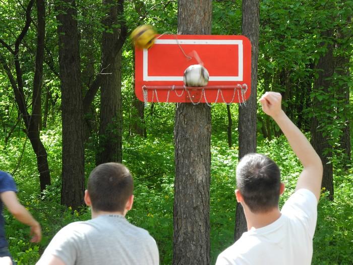 Парный баскетбол