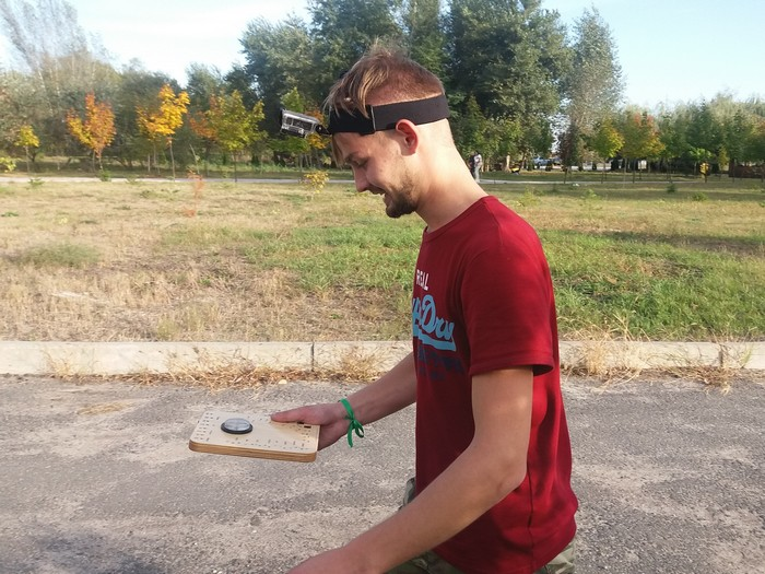 Планшетка-навигаторка